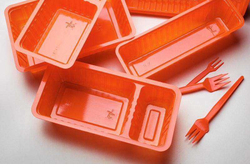 Oranje bakjes