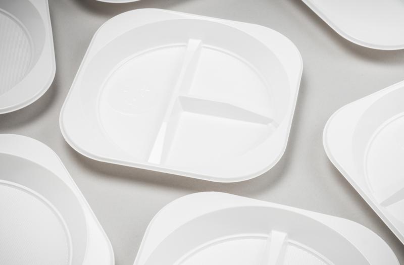 Vierkante borden