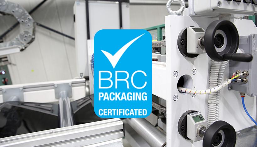 BRC AA Status toegekend